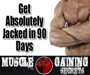 Get Absolutely Jacked in 90 Days
